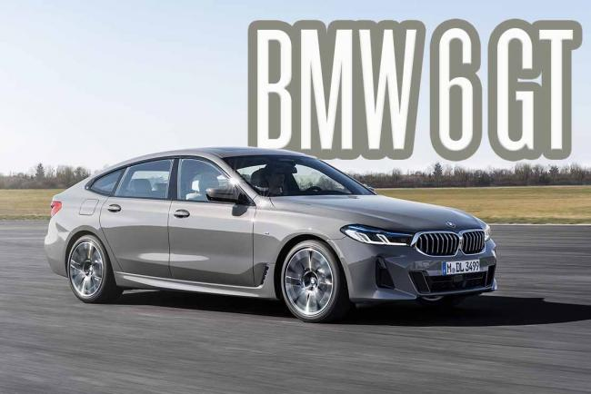 BMW Série 6 GT : l'anticonformisme confortable ?