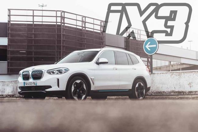 Essai BMW iX3 : L'habit ne fait pas l'électrique - La Revue Automobile