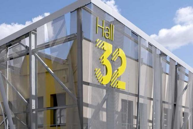 HALL 32 : Michelin investit dans la formation