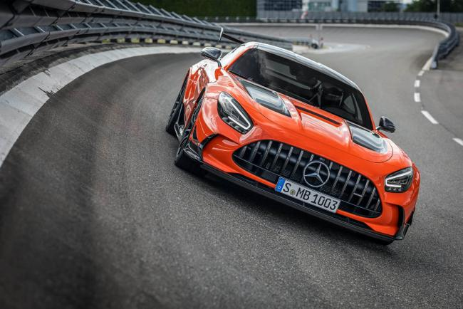 Mercedes-AMG GT Black Series : le prix de l'exclusivité
