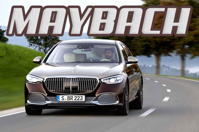 Mercedes-Maybach : la Classe S-Affaire des communistes