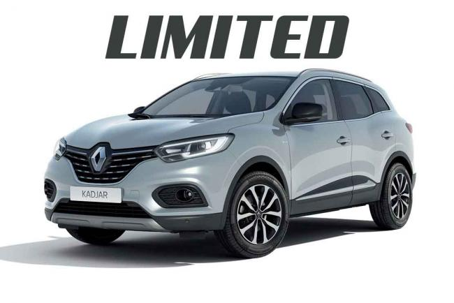 Renault Kadjar Limited : une finition qui plaira … ?