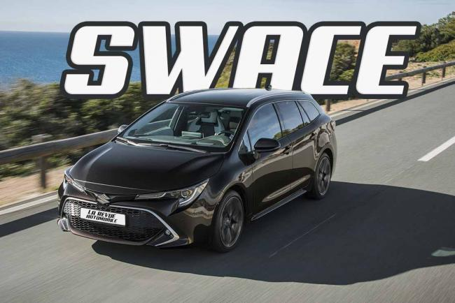 Suzuki SWACE : le break nippon full Hybrid arrive !