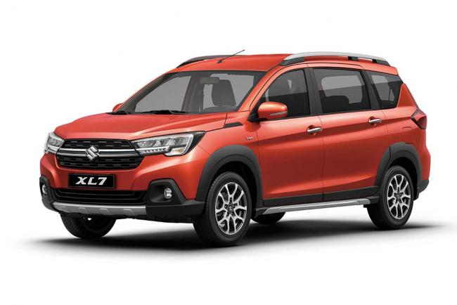 Suzuki XL7 : un SUV à 7 places Low Cost !