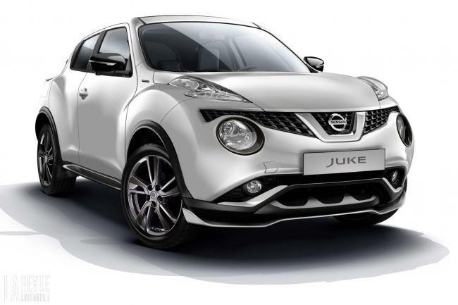 Nissan white edition des crossovers de saison