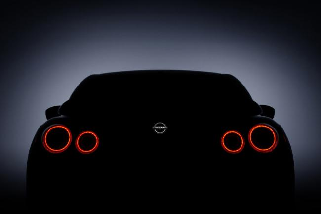 Nissan gt r une evolution a 570 ch pour le salon de new york