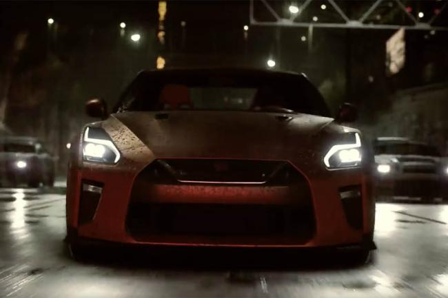 La nouvelle nissan gt r arrive dans need for speed