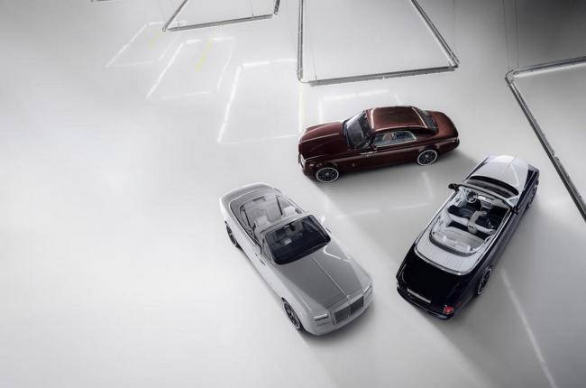 Rolls royce phantom zenith collection finir en beaute