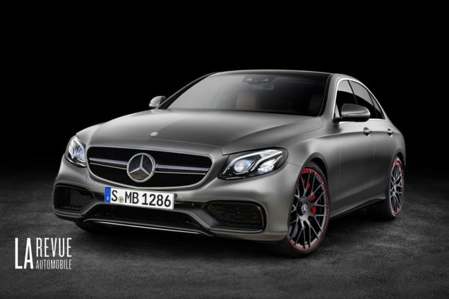 Future mercedes amg e 63 uniquement en 4matic