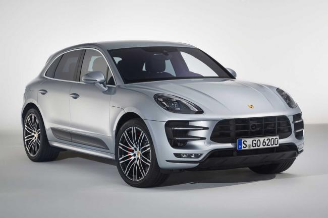 Porsche macan turbo performance pour 40 chevaux de plus