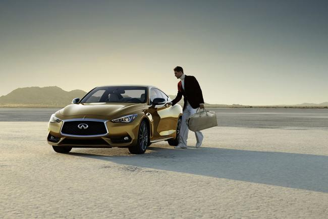 Infinit q60 une version speciale au catalogue neiman marcus