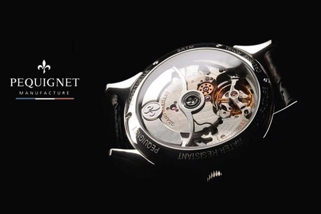 Les montres made in france perdent pequignet