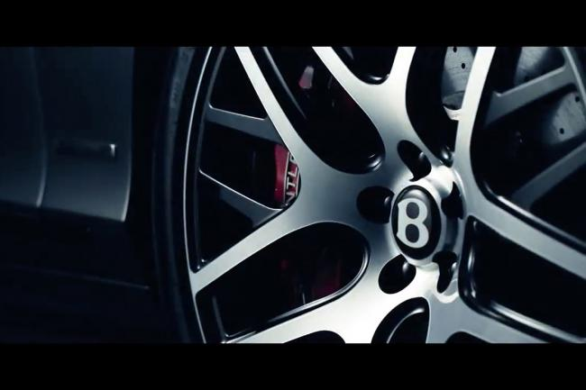 Teaser mystere la bentley continental supersport en approche