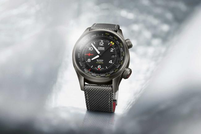Montre oris altimeter rega limited edition