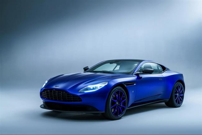 Aston martin q to bespoke or not bespoke