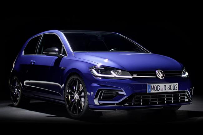 Volkswagen Golf 7 R Performance : 267 km/h en vitesse de pointe