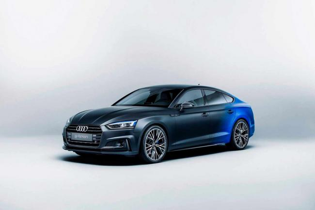 Audi A5 g-tron : le gaz naturel s'invite à worthersee