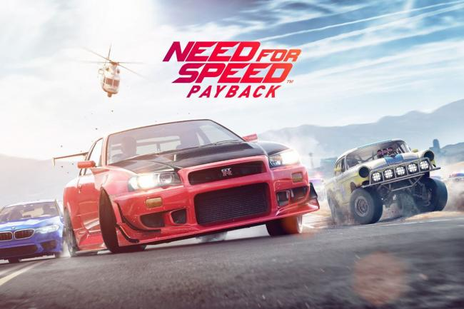 Need for speed payback sortie prevue pour le 10 novembre