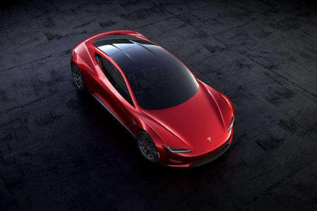Tesla Roadster : la surprise capable d'un 0 à 100 km h en 1,9 seconde