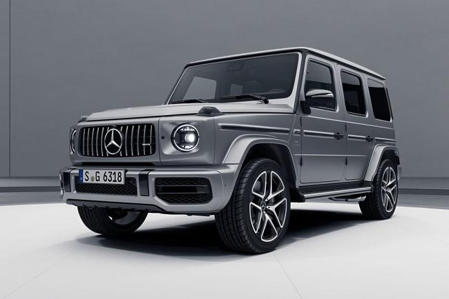 Mercedes AMG G63 night package : que pour le style