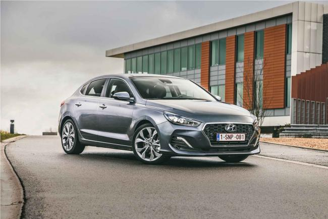 Hyundai i30 fastback : on aime les berlines