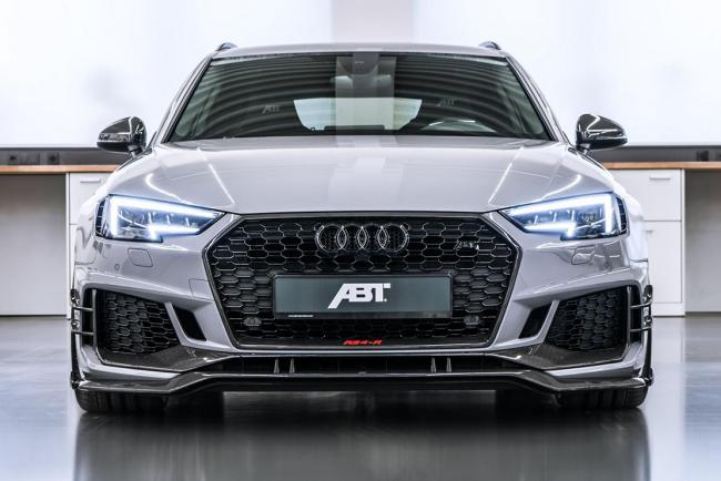 Abt rs4 r le break familial de 530 ch