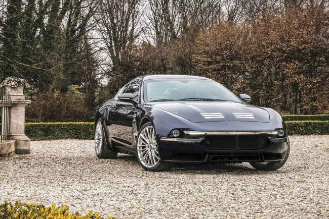 Touring superleggera sciadipersia la plus baroque des granturismo