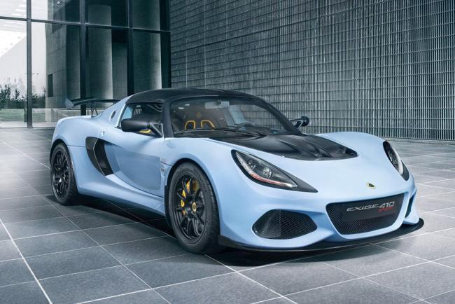 Lotus Une Nouvelle Lotus Elise En 2020