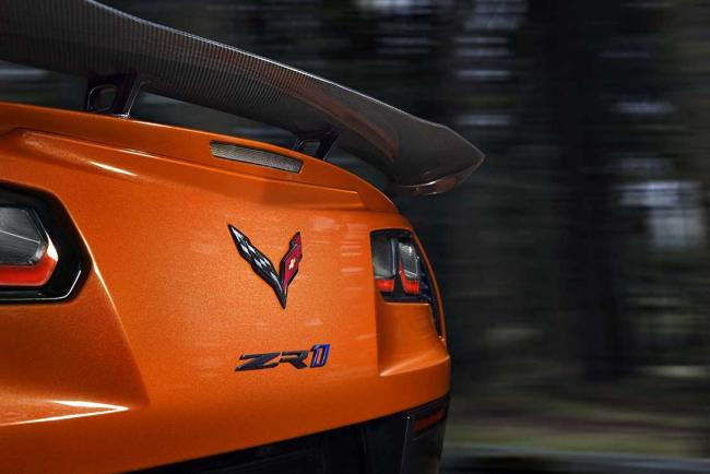 Corvette c7 zr1 sur le ring en 6 57