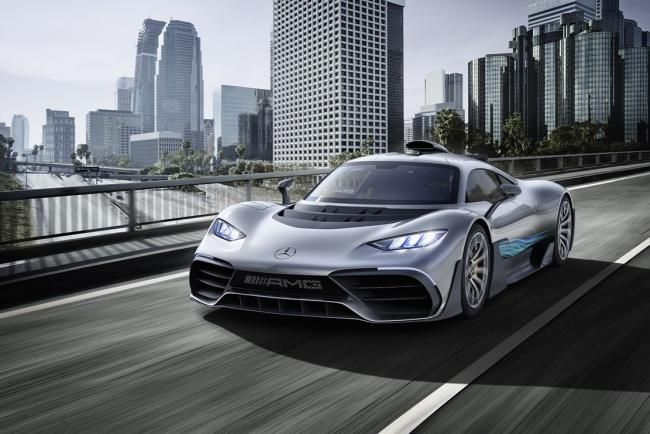 Mercedes AMG One : le badge ultime pour la supercar ultime