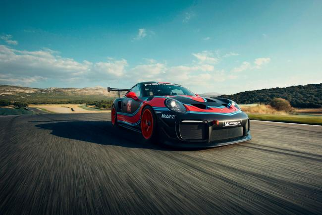 Porsche 911 GT2 RS Clubsport : l'ultime 991
