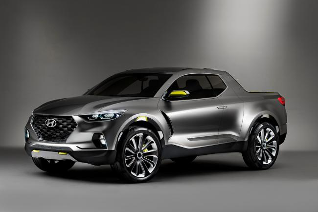 Hyundai devrait lancer son pick-up le plus tôt possible