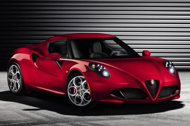 Photos alfa romeo 4c