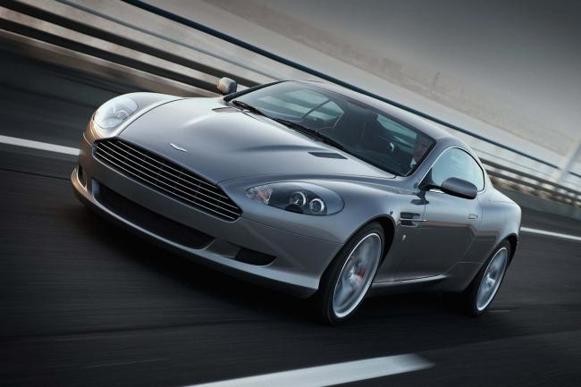 Album aston martin db9 2009