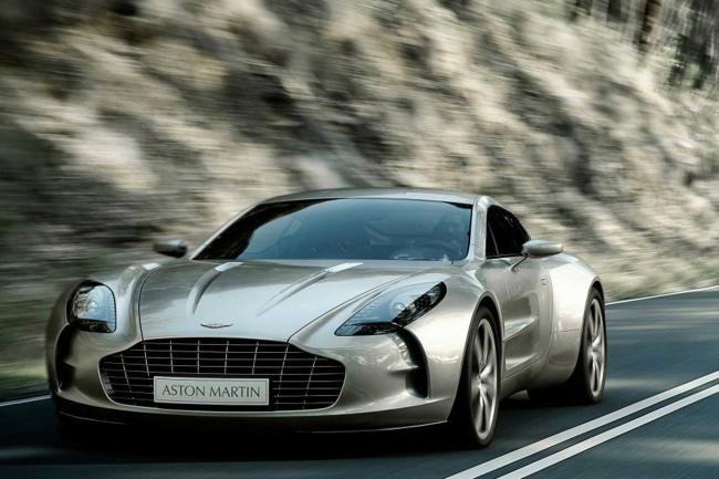 Album aston martin one 77