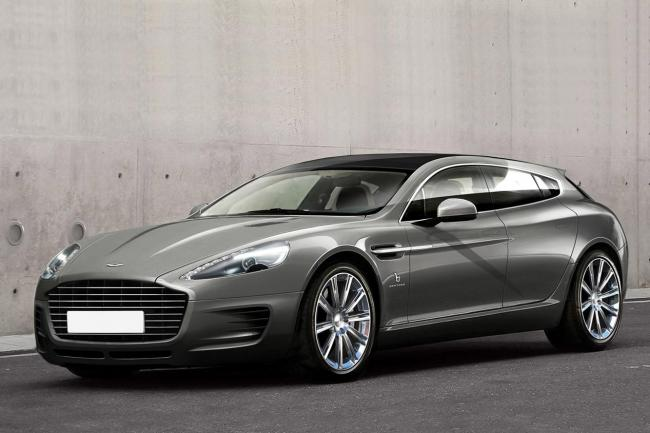 Photos aston martin rapide shooting brake
