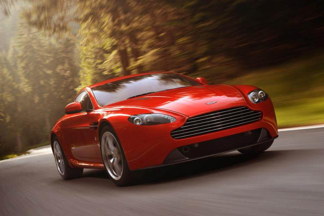 Photos aston martin v8 vantage 2012