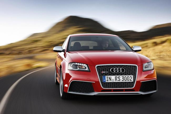Officiel l audi rs 3 va conserver son 5 cylindres