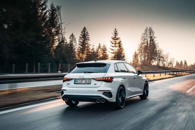 Photo Audi S3 par ABT Sportline année 2021 Interieur ...