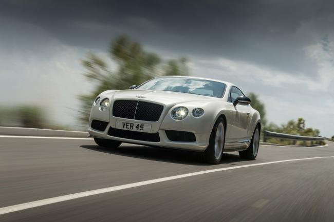 Galerie Bentley Continental-GT-V8-S