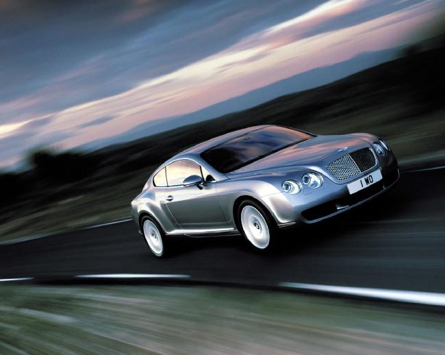 Images bentley continental gt