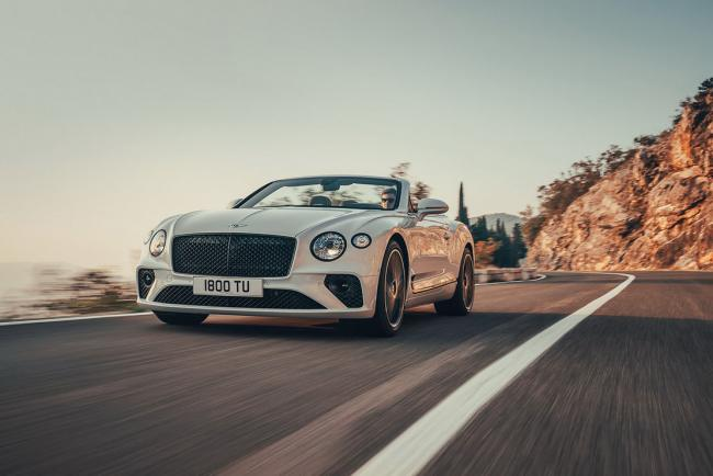 Bentley Continental GTC : encore plus séduisante !