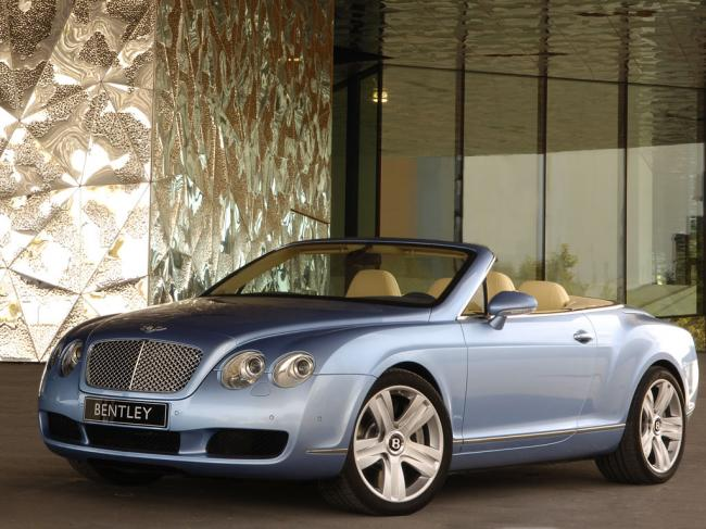 Photos bentley continental gtc