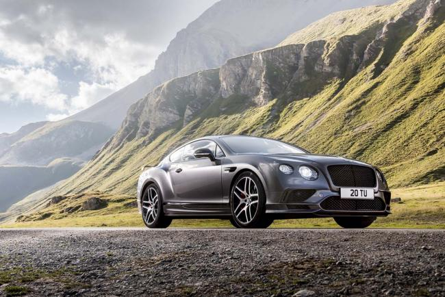 Galerie Bentley Continental-Supersports-2017