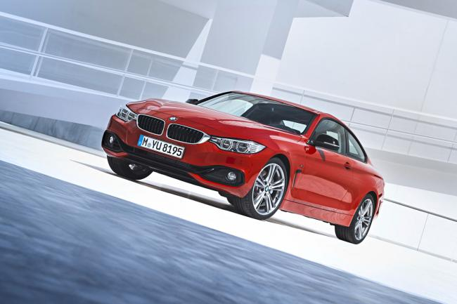 Galerie bmw 4 coupe