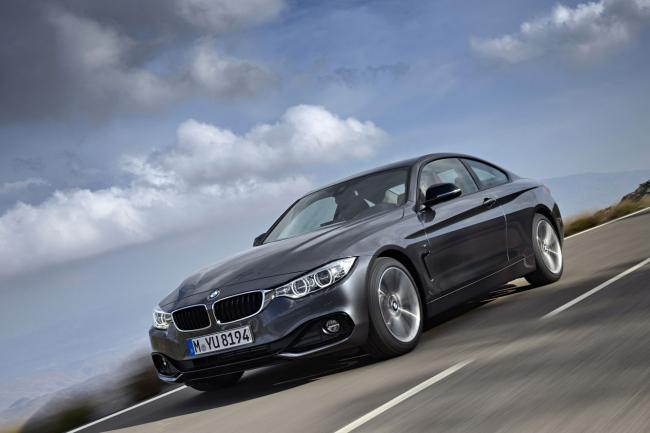 Nouvelle bmw serie 4 coupe