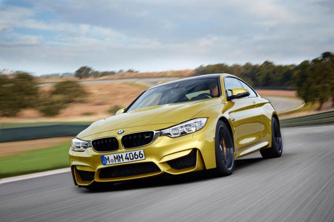 Bmw m3 et m4 un pack competition a venir