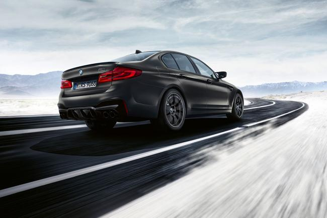 BMW M5 Edition 35 Years : bon anniversaire M5 !