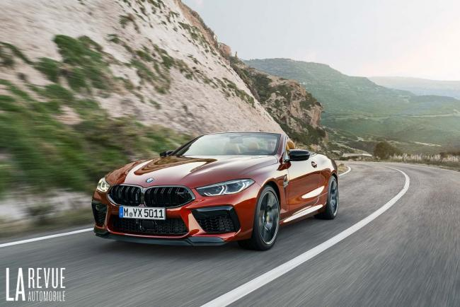 Galerie BMW M8 Competition cabriolet