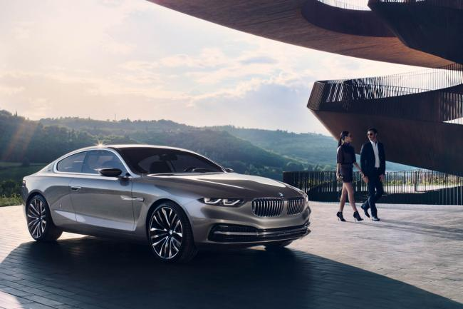 Images bmw pininfarina gran lusso coupe